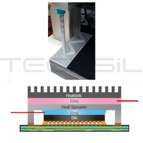 Momentive SilCool™ TIA350R Thermal Silicone Adhesive 1.04kg