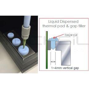Momentive SilCool™ TIA241GF Thermal Gap Filler 3.6kg Kit