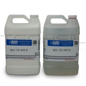 BJB WC70 AM Water Clear Polyurethane 70 Shore A 12.8lb