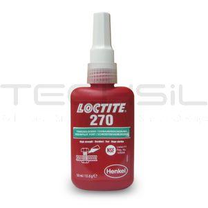 LOCTITE® 270 High Strength Perm Threadlock 50ml