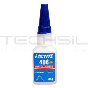 LOCTITE® 406 Low Viscosity Cyanoacrylate 20gm