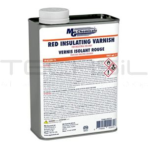 MG Chemicals 4228 Red Insulating Varnish 1 Ltr