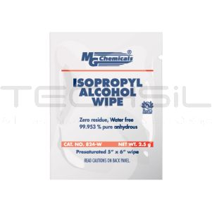MG Chemicals 99.9% Isopropyl Alcohol Wipe 500 Pack
