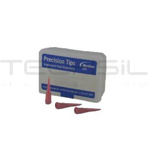 Nordson EFD Optimum® Pink Smoothflow? Rigid Tips