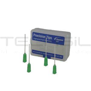 "Nordson EFD Optimum® 1.5"" Green Flexible Tips"