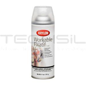 Krylon® Clear Workable Fixatif 11oz