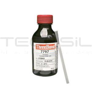 ThreeBond TB7797 Cyanoacrylate Multi-Primer 100ml