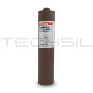 ThreeBond TB3164 UV-Curing Silicone 330ml
