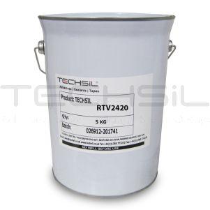 Techsil® RTV2420 Moulding Compound 20 Shore A 5kg