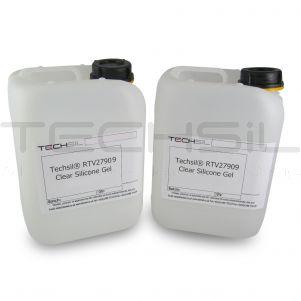 Techsil® RTV27909 Clear Potting Silicone Gel 20lb Kit (9.08kg)