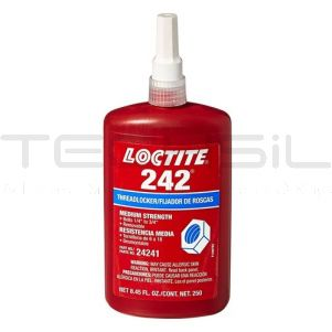 LOCTITE® 242 Blue Medium Threadlock 250m