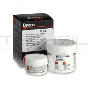 Devcon Aluminium Putty F (10611) 500gm Tub