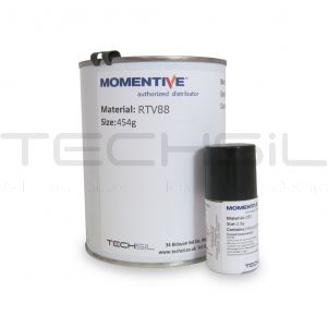 Momentive RTV88 Red High Temp Silicone +DBT 454gm