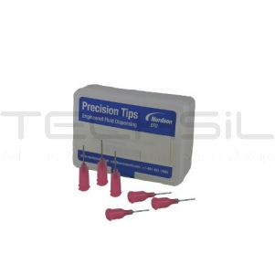 "Nordson EFD Optimum® 0.5"" Pink Steel Tips"
