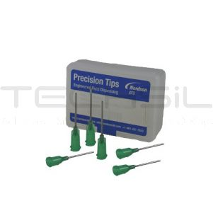 "Nordson EFD Optimum® 1"" Green Stainless Steel Tips"