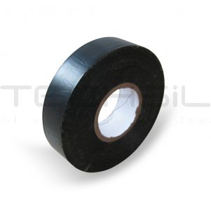 Techsil® 268 Black PVC Electrical Tape 19mm x 33m