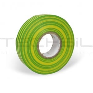 Techsil® 268 Stripe PVC Electrical Tape 19mm x 33m