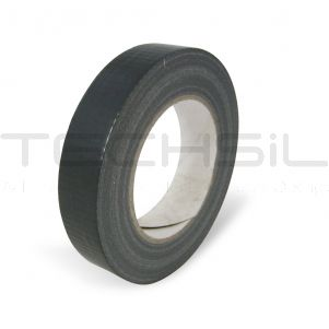 Techsil® 9061 Black Utility Duct Tape 24mm x 50m