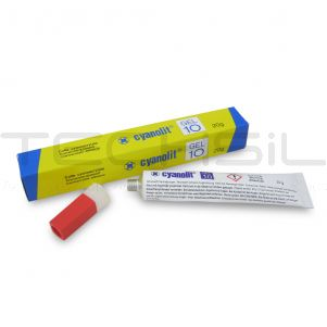 Panacol Cyanolit® Gel 10 Cyanoacrylate 20gm