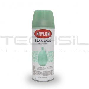 Krylon® Sea Foam Sea Glass Finish Paint 12oz
