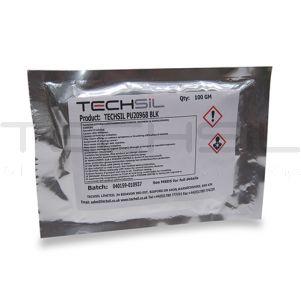 Techsil® PU20968 Black Flexible Polyurethane 100gm