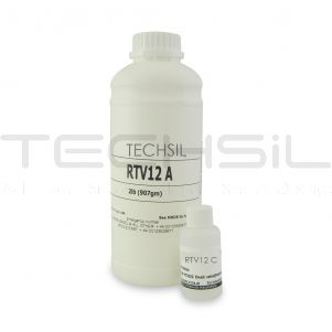 Techsil® RTV12 Clear Potting Compound 2.1lb