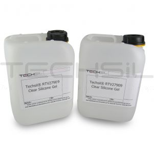 Techsil® RTV27909 Clear Potting Silicone Gel 20lb Kit (9.08kg)