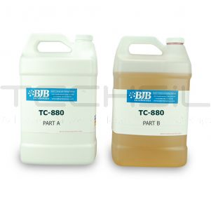 BJB TC880 Rigid Urethane 80 Shore D 15.2lb