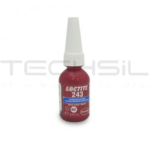 LOCTITE® 243 Blue Medium Strength Threadlock 10ml