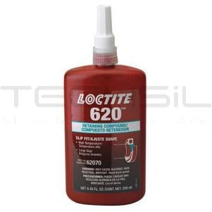 LOCTITE® 620 High Strength Green Retainer 250ml