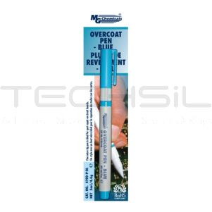MG Chemicals Overcoat Pen 419D-P Blue 5ml