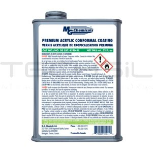 MG Chemicals 419D Premium Conformal Coating 1lt