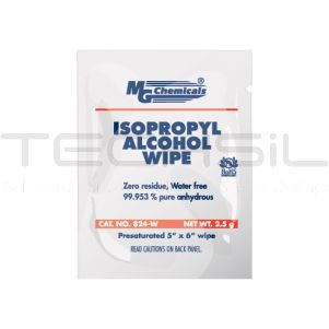 MG Chemicals 99.9% Isopropyl Alcohol Wipe 50 Pack