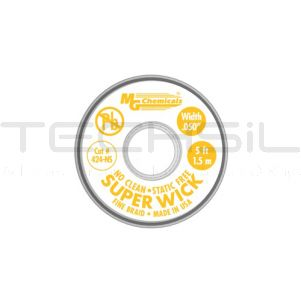 MG Chemicals Superwick #2 Copper 1.27mm x 1.5m