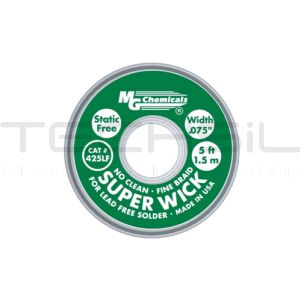 MG Chemicals Superwick #3 Copper (Lead Free)1.90mm