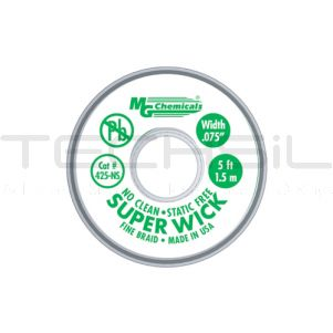 MG Chemicals Superwick #3 Copper 1.90mm x 1.5m