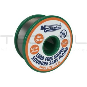MG Chemicals 4900 SAC305 0.0322 Dia. 227gm