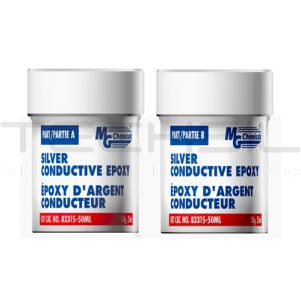 MG Chemicals Silver Conductive Epoxy (4 Hour)125gm
