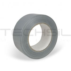 Techsil® 9061 Silver Utility Duct Tape 48mm x 50m