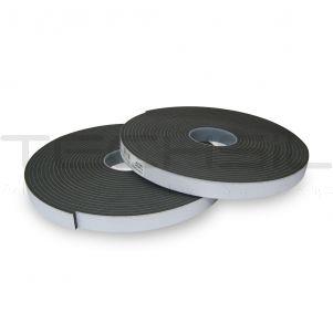 Stokvis SSF2015 Black EPDM Foam Tape 50mm x 15m