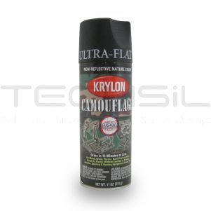 Krylon® Fusion Black Camouflage Paint 11oz Can