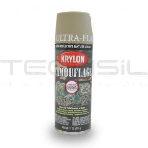 Krylon® Fusion Khaki Camouflage Paint 11oz Can