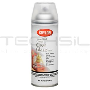 Krylon® Triple Thick Crystal Clear Glaze 11oz Can
