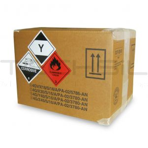 Hazardous Material Packaging Charge