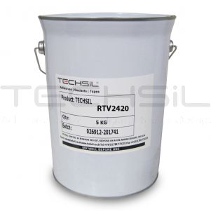 Techsil® RTV2420 Moulding Compound 20 Shore A 5kg