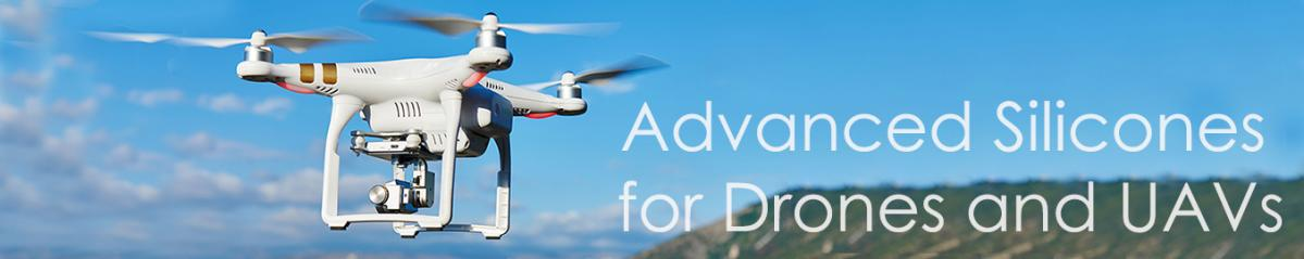 Advanced Silicone Materials for Drone and UAV Manufacture