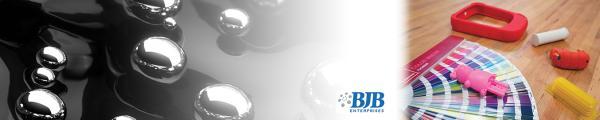 BJB ColorFlex Range - Changing the Colour of Flexible Urethanes
